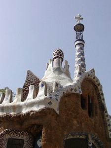 gaudi park guell P1010114