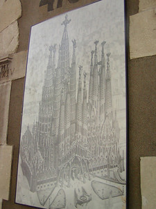 sagrada familia drawing P1010002