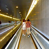 Metroen i Barcelona..