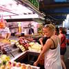 Boqueria Market...