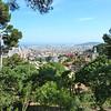 Utsikt over Barcelona..