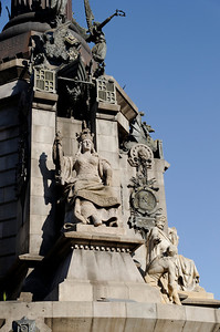 The Columbus Monument, Barcelona