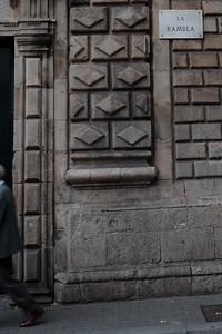 La Rambla, Barcelona's famous thoroughfare