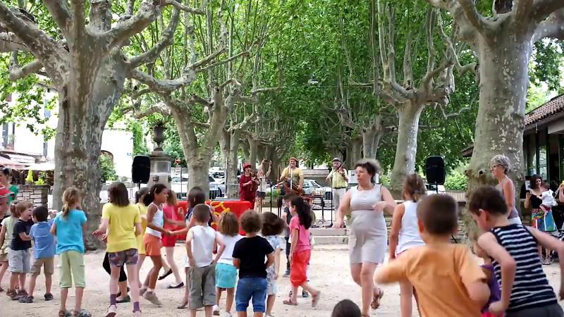 Bardic kids and Renaissance Music