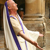 Calling for the blessings of Sulis Minerva at the Roman Baths