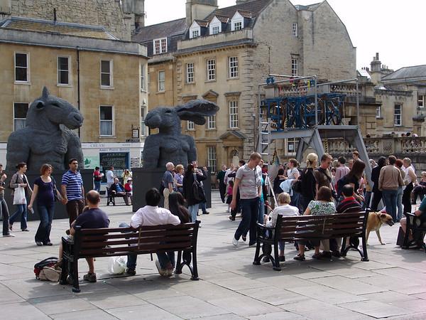 Bath England May 2009