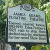 "Edna Ferber wrote the novel ""Show Boat"". Inspiration for this came from the Adams Floating Theatre which plied the rivers around here. The theatre would bring shows to isolated communities along these rivers. See <a href=""http://www.nchistoricsites.org/bath/edna-ferber.htm"">http://www.nchistoricsites.org/bath/edna-ferber.htm</a> for more information."