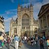 Bath Abbey exterior