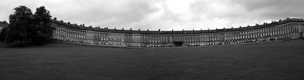 Royal Crescent Panorama