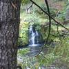small falls on Muir Creek