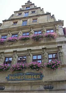 The Baumeisterhaus.