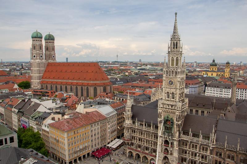 European Vacation - Day 8 - Munich