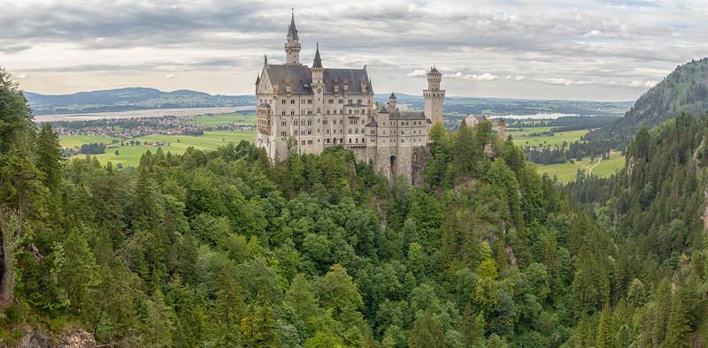 European Vacation - Day 6 - Neuschwanstein