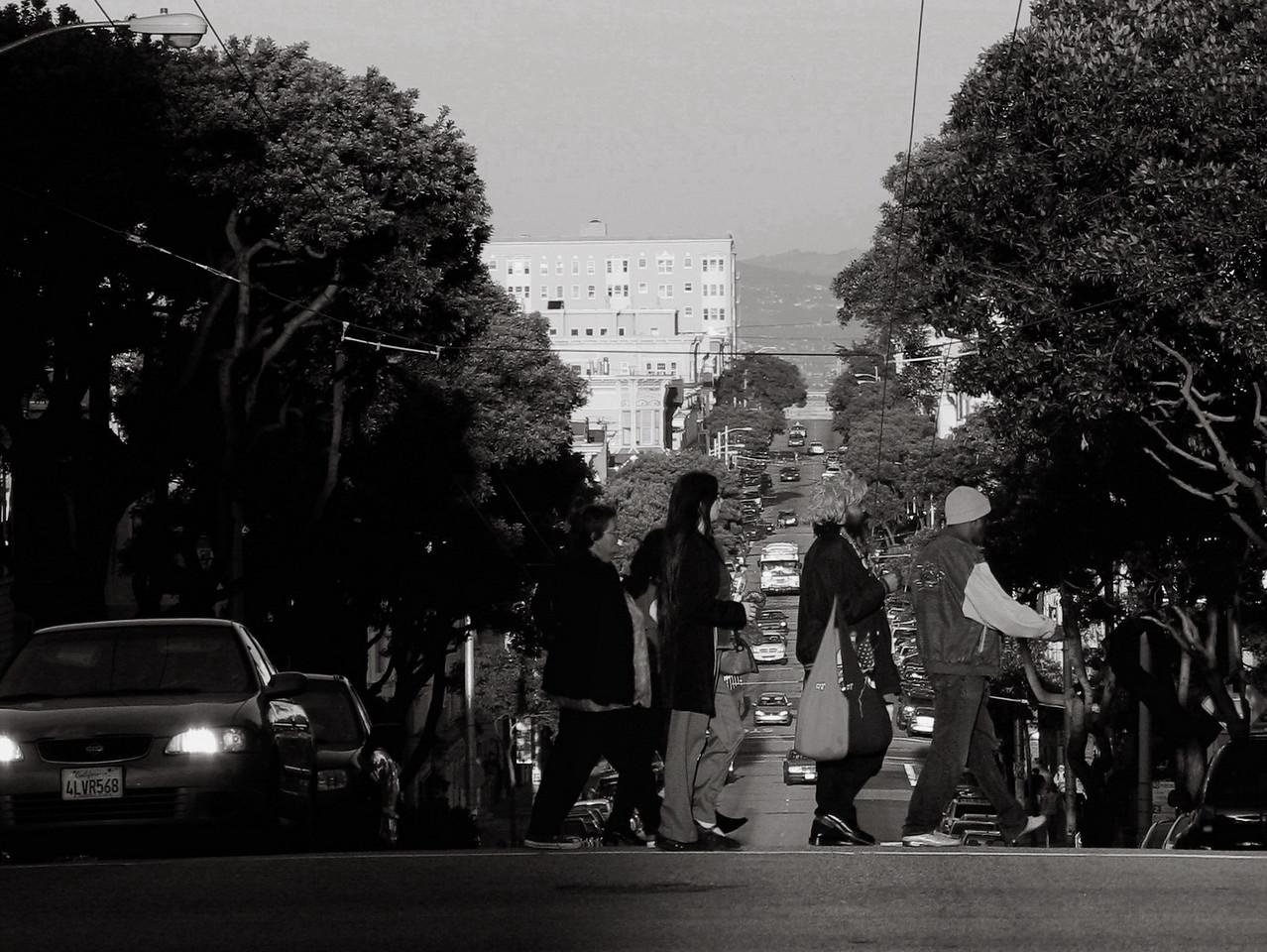 Abbey Road deja vu - San Francisco March 2006