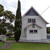 Russell Baptist church in Bay of Islands, New Zealand.