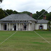 Waitangi Treaty House in Bay of Islands, New Zealand.