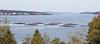 Salmon farm, Campobello Island