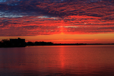 Bay of Quinte Sunrise 2017 May 12th