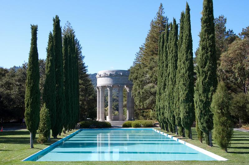 Pulgas Water Temple, Belmont, CA