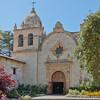 San Carlos Borroméo de Carmelo Mission, Carmel, California
