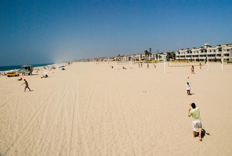 Whole lotta sand.