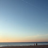 Late Afternoon Contrail, Palmetto Dunes, Hilton Head Island, SC