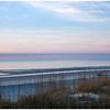 Dawn Near the Dunes Restaurant