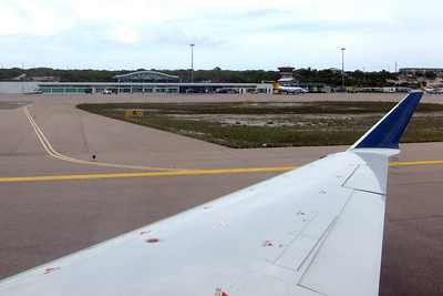 Arriving at Providenciales International Airport (PLS)