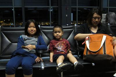 5:00AM Waiting for 5:30 flight to Atlanta