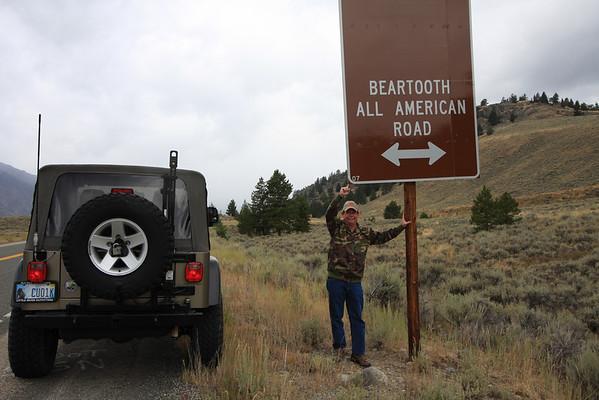 Beartooth Highway, Montana/Wyoming