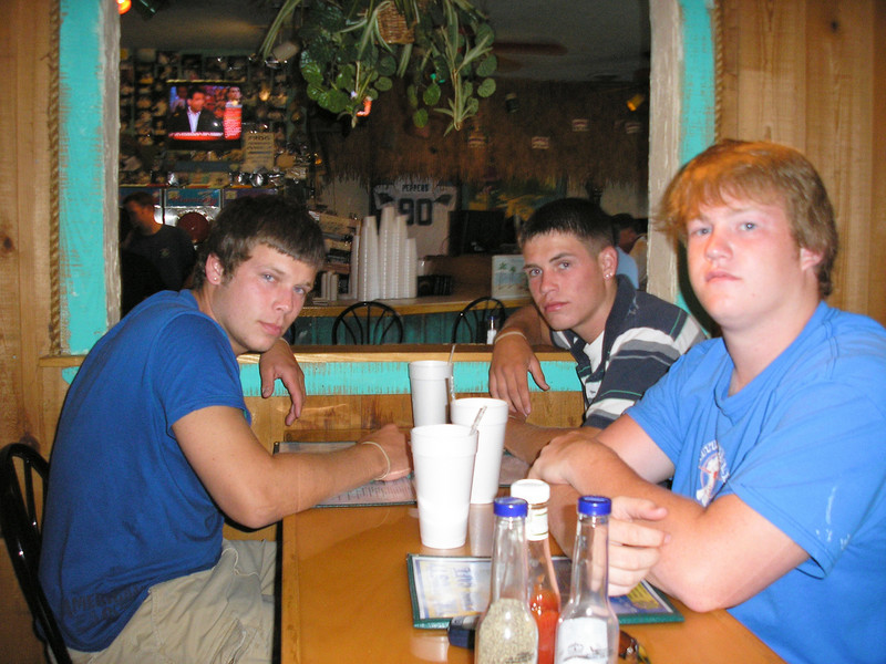 Jonathon, Jake & Kyle