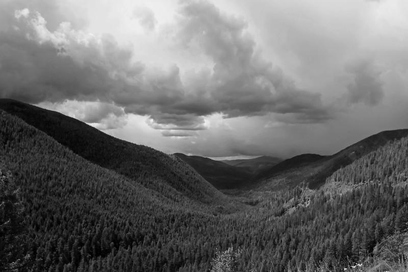 Salma Pass, BC