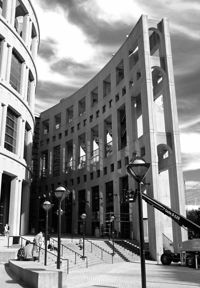 The Vancouver Public Library