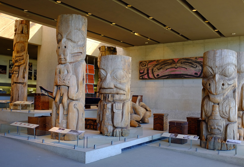 Great Hall, Museum of Anthropology