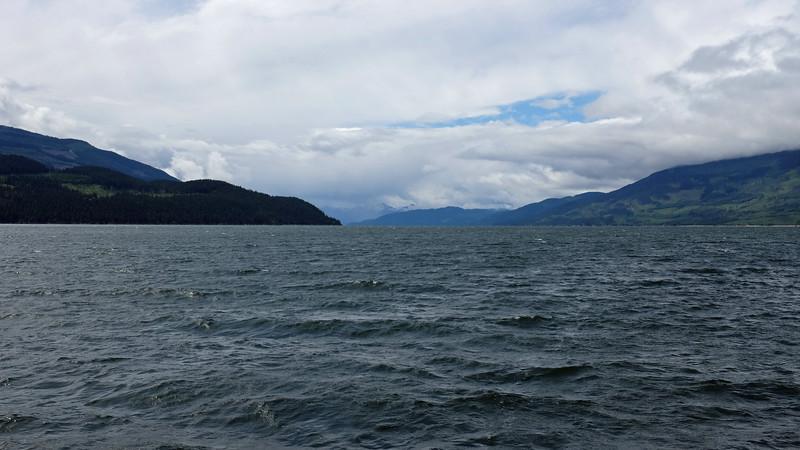 Galena Bay, Arrow Lake