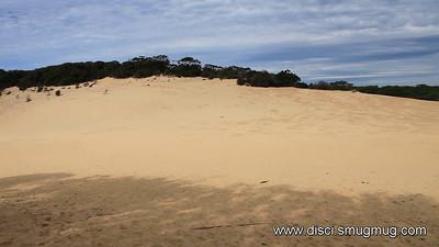 Short 720p video of the amazing Carlo Sandblow (21 seconds). Rainbow Beach, Queensland, Australia; Winter 2010.