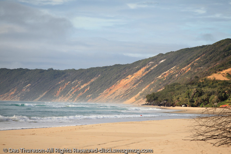 Rainbow Beach, Queensland, Australia; June 2010