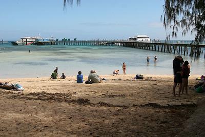 North Queensland 2008, Green Island