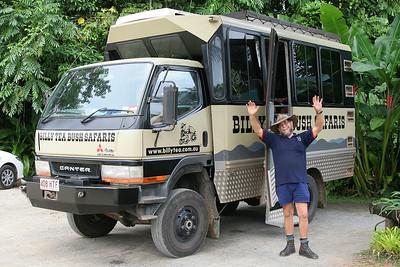Billy Tea Bush Safaris - North Queensland 2008
