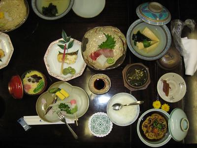BedsteMor & BedsteFar Visit - Kyoto