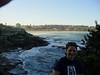 Blick auf Bondi Beach vom Scenic Walk aus (eigentlich ist in AUS so ziemlich alles ein bisschen scenic).