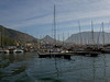 Hafen in Hout Bay - auf dem Weg zu Seal Island