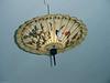 Die tolle Lampe aus Thailand aus der Papierschöpferei, wo auch schon die Queen gewesen sein tat.
