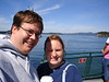 Auf der Fähre von Anacortes nach Orcas