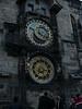 Die noch berühmtere astronomische (und vielleicht aus astrologische) Uhr