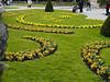 Blumen (ohne Mirabellen) im Mirabell-Garten