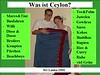 Was ist Ceylon?
