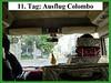 11. Tag: Ausflug Colombo