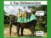 3. Tag: Elefantenausreiten