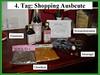 4. Tag: Shopping Ausbeute